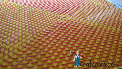 Precio de suelo radiante gallery of esquema suelo - Suelo radiante precios ...